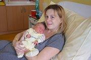 Manželům Lucii a Davidovi Chaloupkovým ze Zbořeného Kostelce se 12. září v 19.23 narodila holčička Julie. Při narození v benešovské porodnici  vážila 3270 gramů a měřila 48 centimetrů.