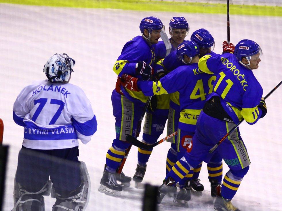Krajská liga, 16. kolo: Benešov - Vlašim (6:3)