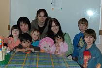 Azylový dům pro matky s dětmi nabízí celkem 32 lůžek.