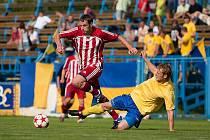 Benešov si v prvním zápase poradil se Štěchovicemi, když o výhře rozhodl až ve druhém poločase.