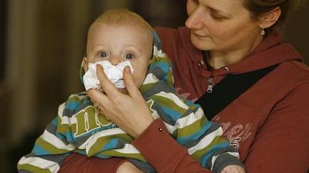 Chřipkové epidemie se na Benešovsku lidé zatím obávat nemusí.