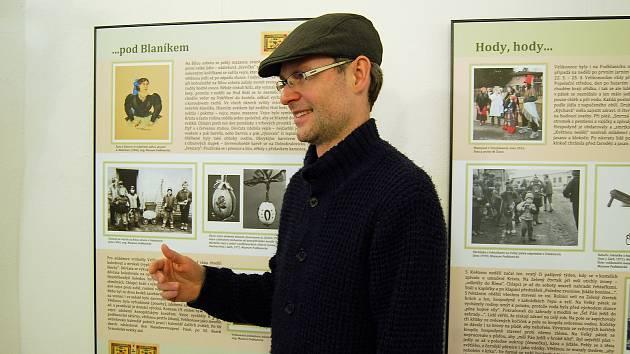 Historik Jindřich Nusek.