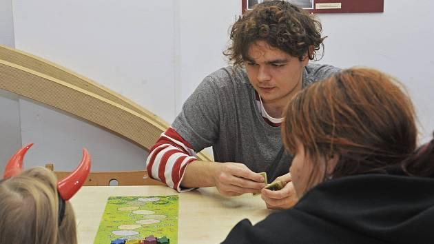 Ve Vlašimi se sešli fandové deskových her.