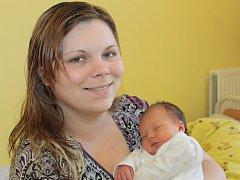Kateřina Kubíková a Zbyněk Novák z Říčan se 15. května v 9.26 stali rodiči prvorozené dcery Šárky. Při příchodu na tento svět vážila 2,92 kilogramu a měřila 47 centimetrů.