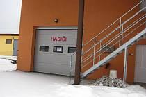 Nové stanoviště Zdravotnické záchranné služby ve vranovské hasičárně bude v garáži místo Avie.