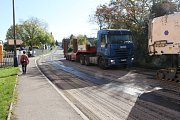Zahájení prací na opravě ulice Jana Nohy, pondělí 16. října.