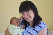 Květě Hrdličkové a Michalovi Velíškovi se 17. května v 1.40 narodil druhý syn Josef Velíšek. Při narození vážil 3 720 gramů a měřil 50 centimetrů. Doma v Úročnici na něj již čeká jeho bratr Tomášek (8).