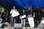 Benefiční festival Open Door Hospital fest se uskutečnil v sobotu v Nové Myslivně na Konopiště.