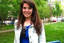 Finalistka Miss hasička Veronika Hrušková je členkou SDH Dlouhé Pole.