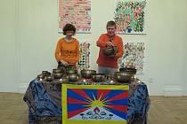 Kurz Tibetské mísy v režii Jana a Hany Marešových.
