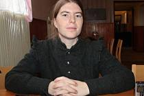 Lenka Petříková.
