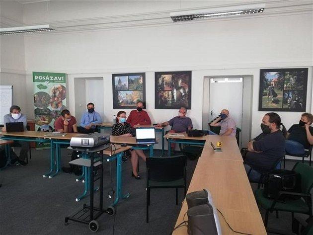 Jednání Komise pro architekturu a územní rozvoj Benešova po karanténě.