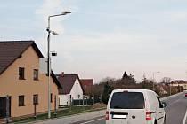 Radar v Chlístově.