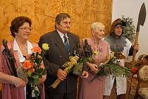 Řady Blanických rytířů rozšířili Eva Houdková z Vlašimi, František Kavka z Benešova a Vlasta Kubalová z Čechtic.