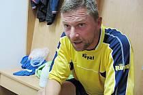 Martin Hašek v dresu Poříčí nad Sázavou