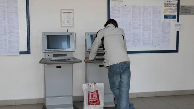 Na benešovský úřad práce mohou klienti přijít i mimo úřední hodiny.