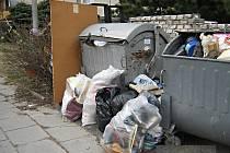 Komunální odpad se od Nového roku platí v Čerčanech jinak.