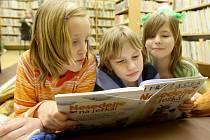 Benešovská knihovna má i dětské oddělení