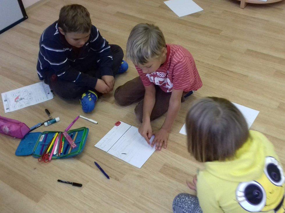 Se svým komiksem uspěli žáci louňovické školy v rámci celorepublikové soutěže.