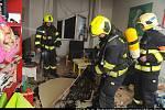 První vánoční požáry přinášely hlavně prskavky