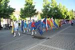 Koncem roku ve Dvoře Králové proběhl Národní twirlingový pohár. Jedna znejvětších twirlingových soutěží vČeské republice, z které se postupuje na mistrovství republiky.