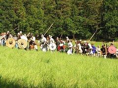 Loni se v Brdečném uskutečnila první bitva Slovanů s Vikingy