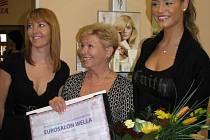 Kadeřnický salon EVA ve Slaném získal prestižní ocenění společnosti Wella - EUROSALON