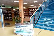 Městská knihovna Benešov.