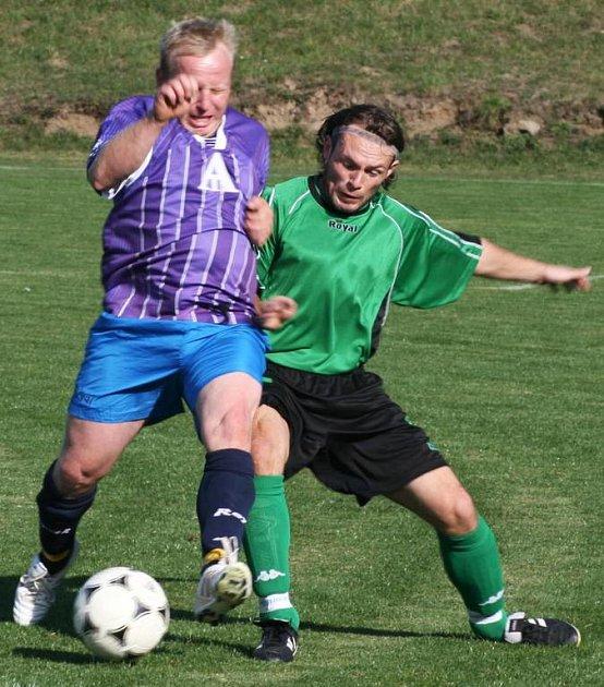 Ilustrační foto: Poslední kolo nejvyšší okresní fotbalové soutěže o čelo tabulky vyvolalo několik diskuzí