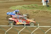 Mistrovství autokrosu oživilo poříčskou Homolku.