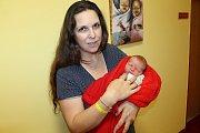 Malá Elizabeth Špálová se narodila 15. května v 15.50 šťastným rodičům Jiřině Špálové a Václavu Novotnému. Při narození v Benešově holčička měla 3 570 gramů a 50 centimetrů. Doma v Mrači na setřičku čekal bratříček Filip (2,8měs.).