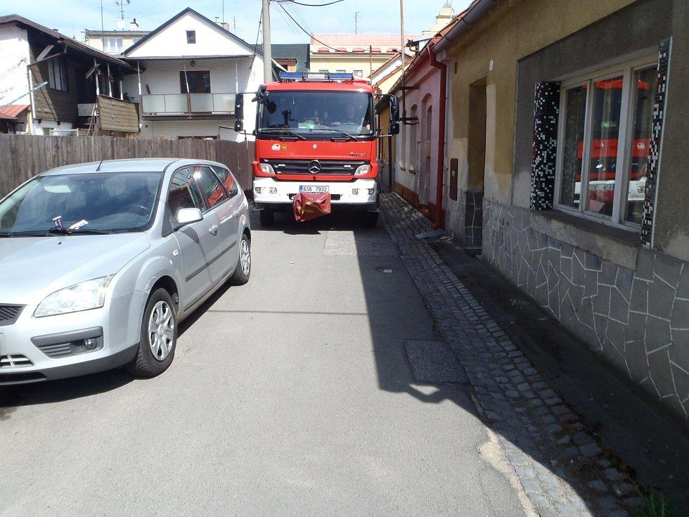 Pátek 13. září – Den požární bezpečnosti.