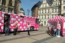 Růžová jízda proti rakovině prsu