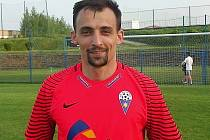 David Terour lapil dvě penalty v rozstřelu a tak získal Benešov druhý bod s Královým Dvorem.