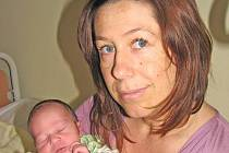 Dne 10. dubna se za deset minut jedna hodina odpoledne narodil a  poprvé uviděl své rodiče, Miluši Kolářovou a Maurizia Congestri, prvorozený syn Jan Francesco. Narodil se s porodní váhou 3,14 kg a mírou 48 cm.
