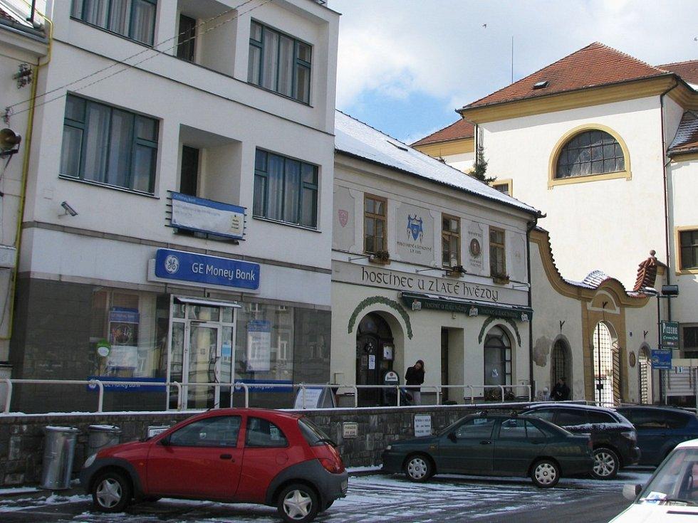 Benešovská pobočka GE Money Bank