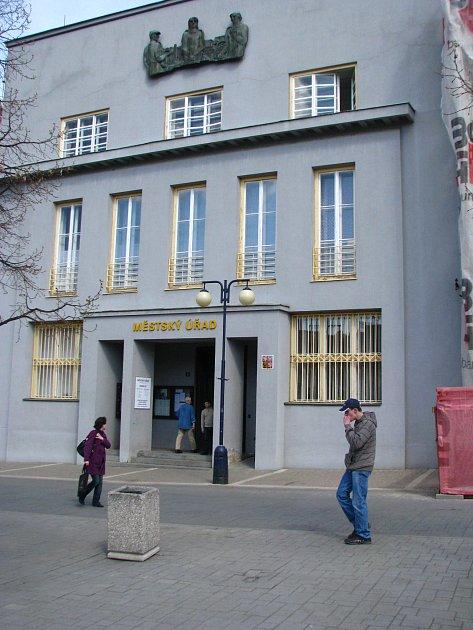 Bývalá Komerční banka na Masarykově náměstí.