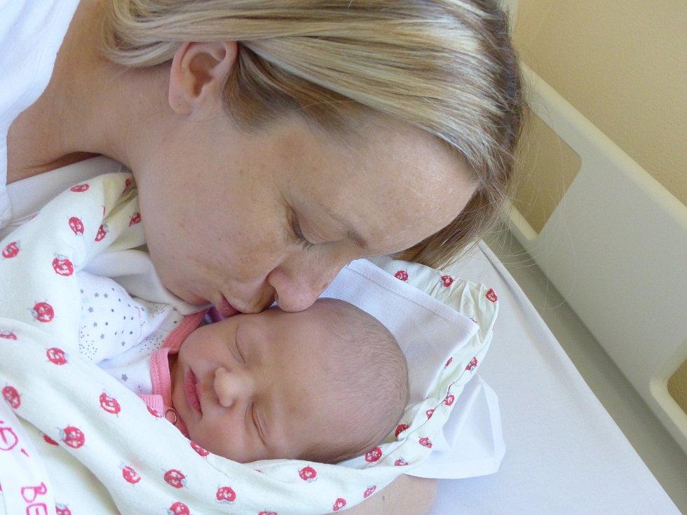 Beáta Bartusiková se narodila 20. dubna 2021 v kolínské porodnici, vážila 3000 g a měřila 49 cm. V Poděbradech se z ní těší maminka Monika a tatínek Artur.