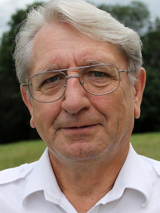 Josef Mlíkovský.