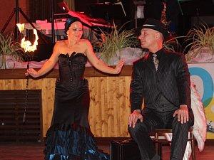 Na plese Posázaví si přítomní užili kulturní program i volnou zábavu