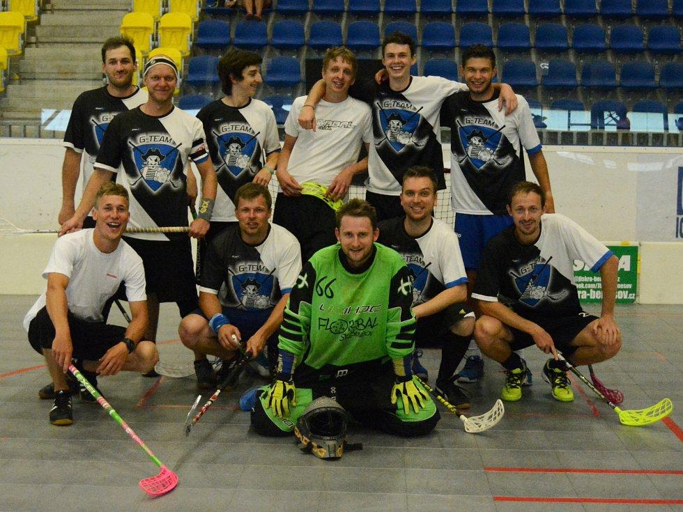 Vítěz turnaje - G - team.