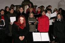 Koncert v kostele sv. Klimenta na Hradišti