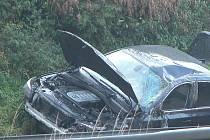 Nehoda na 39. km dálnice D1