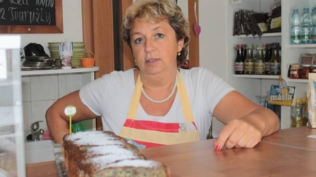 Štrúdly, které získaly ocenění Regionální potravina peče Eva Brabcová už tři roky.