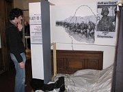 Na zámku Konopiště začala hlavní turistická sezona výstavou Od Sarajeva k velké válce