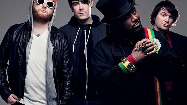 Další zahraniční hudební skupinou, která zavítá na letošní Sázavafest bude Skindred.