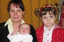 Tři princezny navštívily redakci Benešovského deníku.