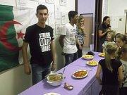 Díky zahraniční návštěvě poznali čechtičtí žáci jinou kulturu.