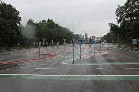 Dopravní hřiště v Benešově