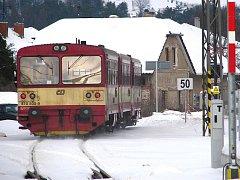 Na lokálních tratích na Benešovsku mají cestující od pátku 1. března ve vlacích slevu 25 procent. Na Vlašimce 50 procent.